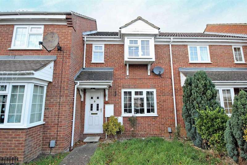 3 Bedrooms Terraced House for sale in Judith Gardens, Kempston