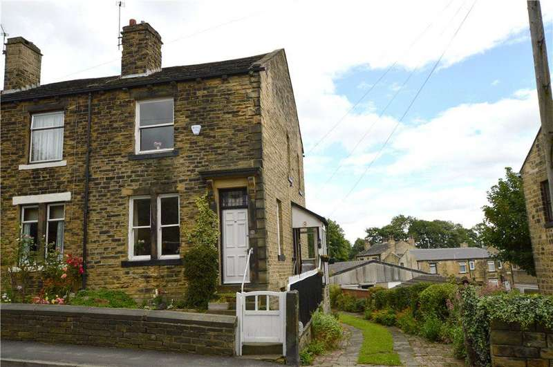 2 Bedrooms Terraced House for sale in Radcliffe Lane, Pudsey, West Yorkshire