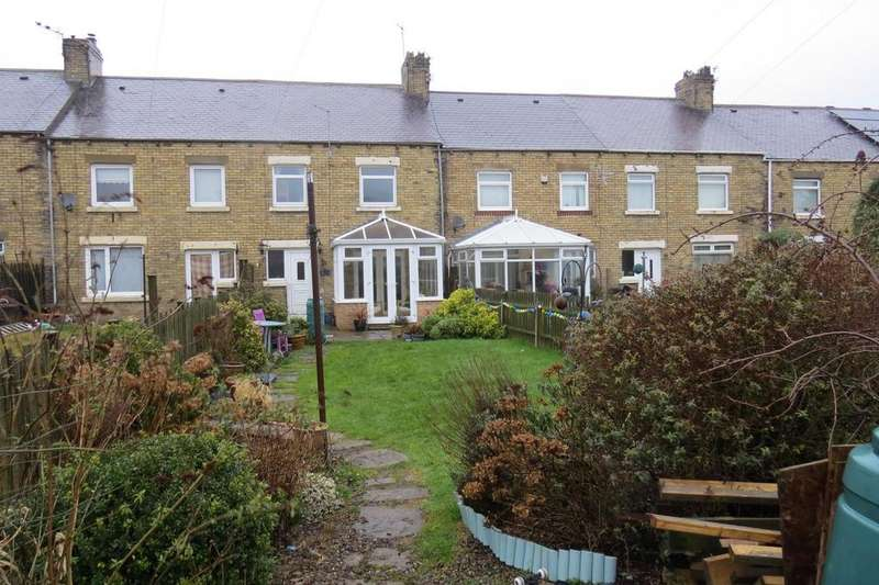 3 Bedrooms Terraced House for sale in Second Row, Linton Colliery, Morpeth