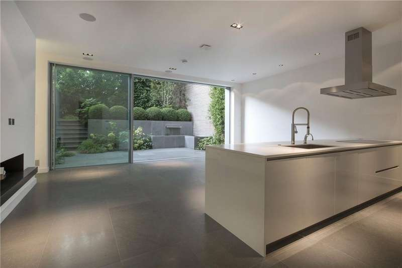 5 Bedrooms House for sale in 39-40 College Crescent, Hampstead, London, NW3
