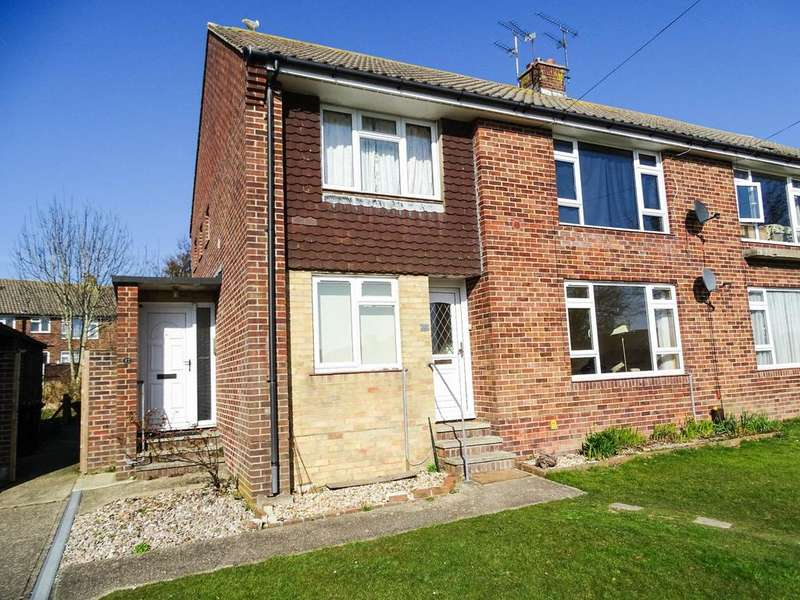 2 Bedrooms Ground Flat for sale in Gilbert Road, Chichester
