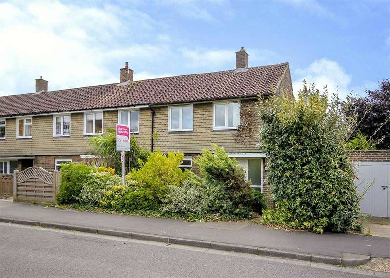 2 Bedrooms End Of Terrace House for sale in Bullbrook Drive, Bracknell, Berkshire, RG12