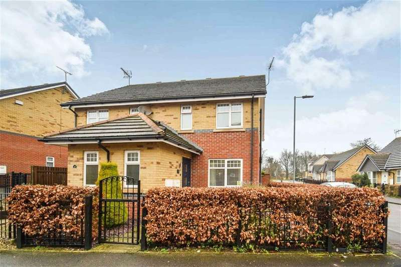 2 Bedrooms Semi Detached House for sale in Camberwell Way, Hull, HU8