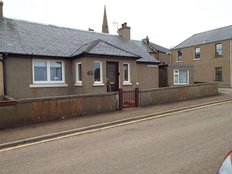 2 Bedrooms Semi Detached Bungalow for sale in 7 Freswick Gardens, Thurso