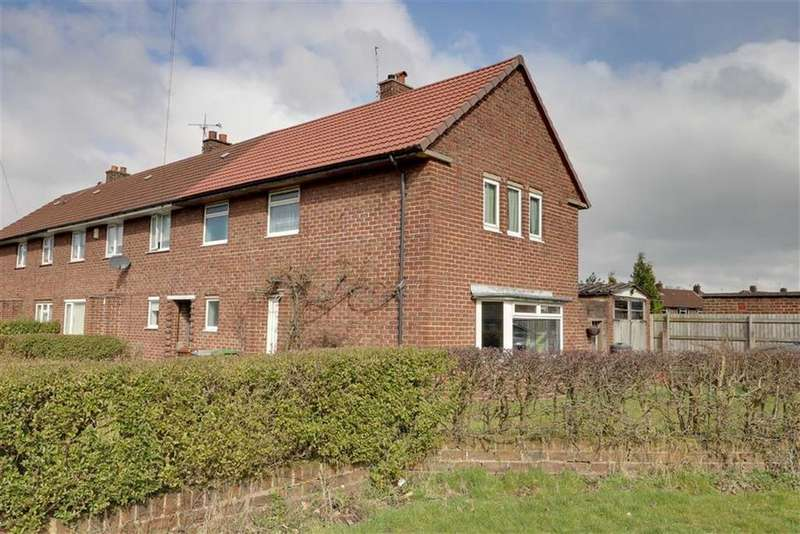3 Bedrooms End Of Terrace House for sale in Eardley Crescent, Congleton
