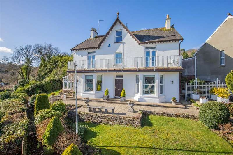 6 Bedrooms Detached House for sale in Sandquay Road, Dartmouth, TQ6