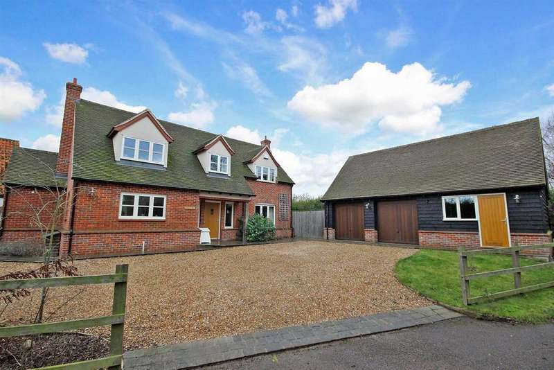 4 Bedrooms Detached House for sale in City Lane, Colmworth