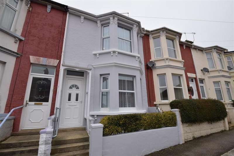 2 Bedrooms Terraced House for sale in Grove Road, Hastings