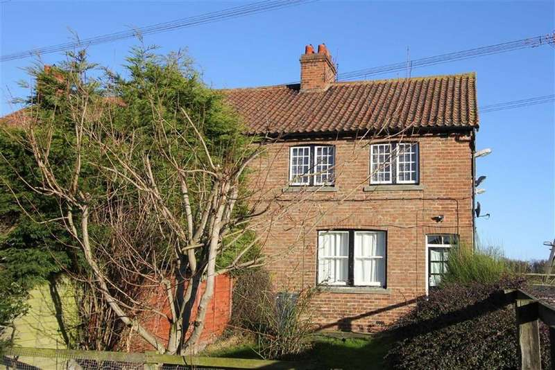 3 Bedrooms Semi Detached House for rent in Hollins Stables, East Rounton