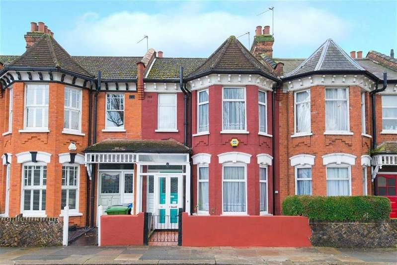 3 Bedrooms Terraced House for sale in Kendal Road, Dollis Hill, London, NW10