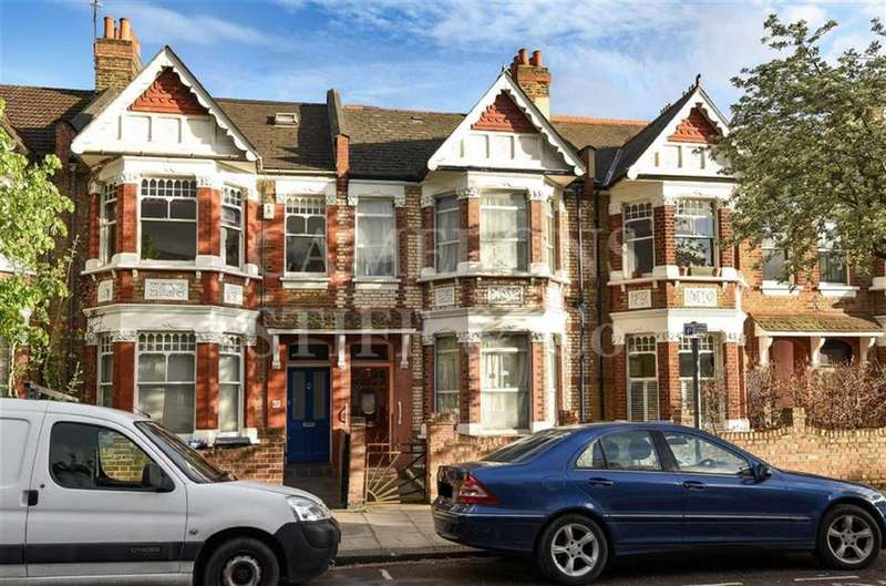 4 Bedrooms Terraced House for sale in Kempe Road, Queens Park, Queens Park, London, NW6