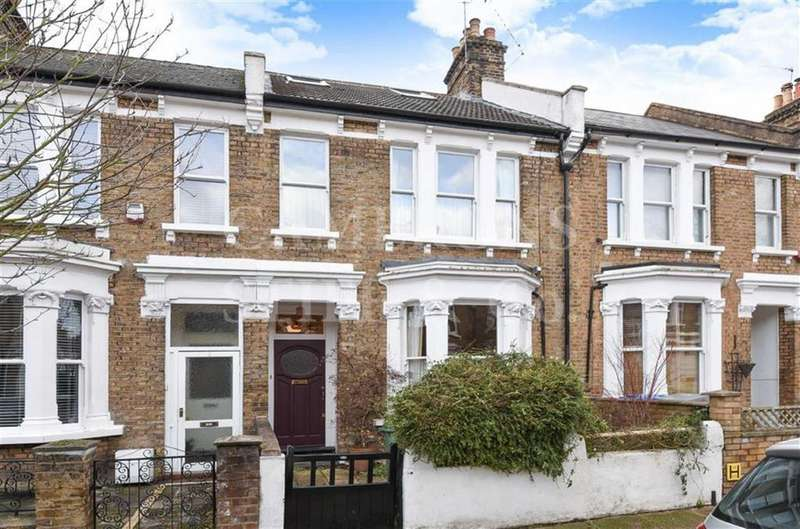 4 Bedrooms Terraced House for sale in Torbay Road, Kilburn, London, NW6