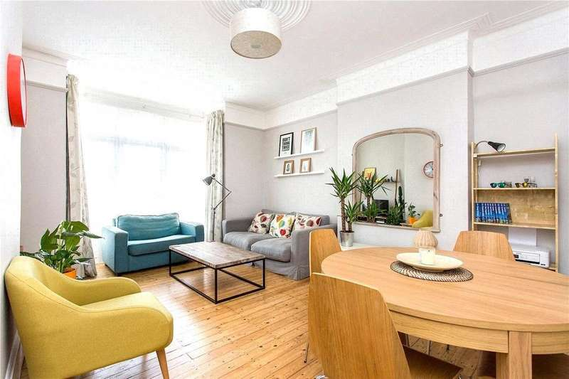 2 Bedrooms Flat for sale in Redston Road, London, N8