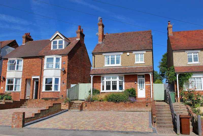 4 Bedrooms Detached House for sale in Angley Road, Cranbrook, Kent, TN17 3LR