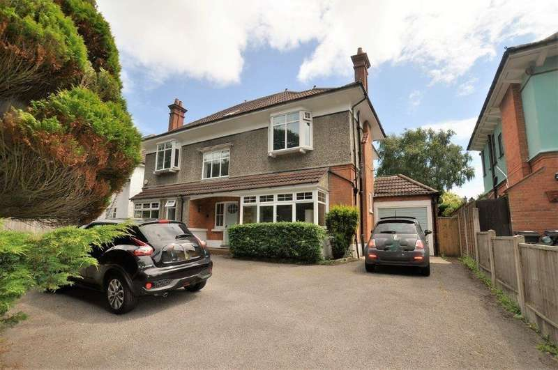 6 Bedrooms Detached House for rent in Queens Park South Drive, Queens Park, Bournemouth