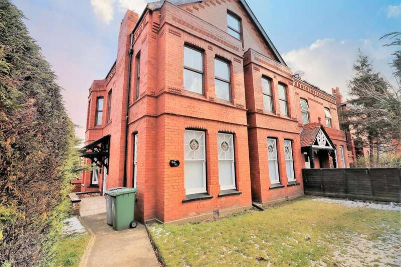 2 Bedrooms Ground Flat for rent in Seabank Road, Wallasey, CH45 7PG