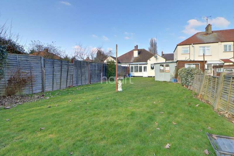 2 Bedrooms Bungalow for sale in Rylands Road, Southend