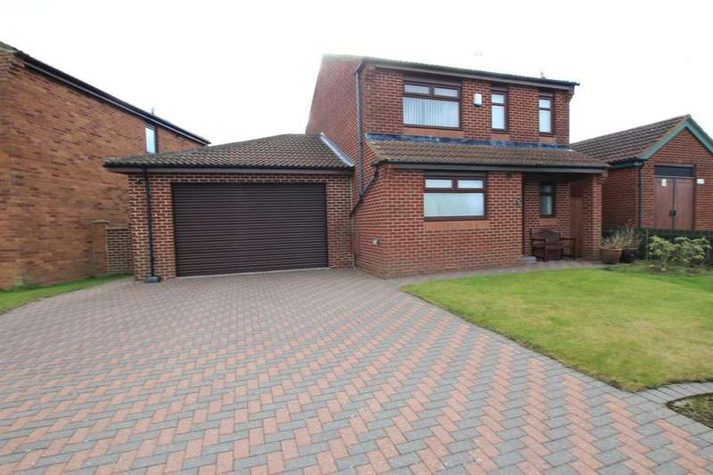 3 Bedrooms Detached House for sale in Brafferton Close, Woodham, Newton Aycliffe