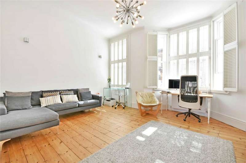 1 Bedroom Apartment Flat for sale in Dynham Road, West Hampstead, NW6
