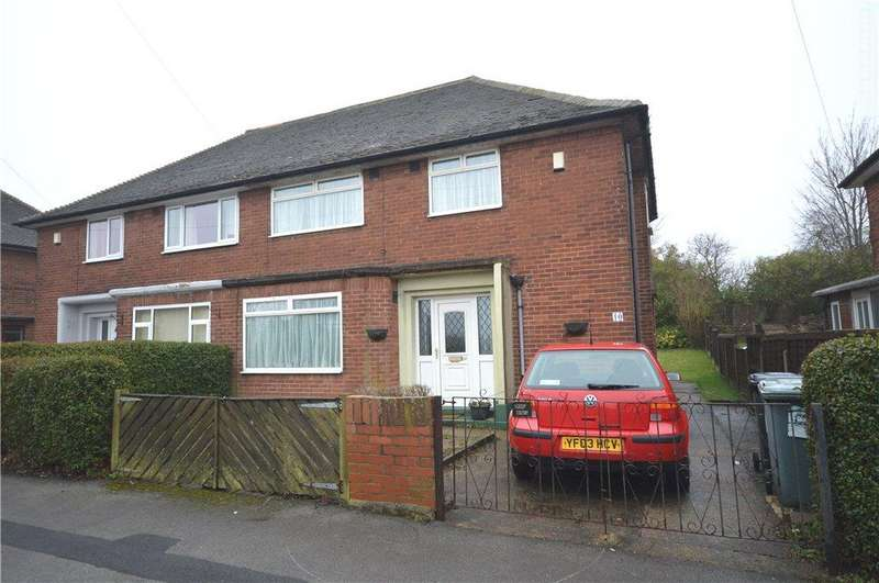 4 Bedrooms Semi Detached House for sale in Lanshaw Place, Leeds, West Yorkshire