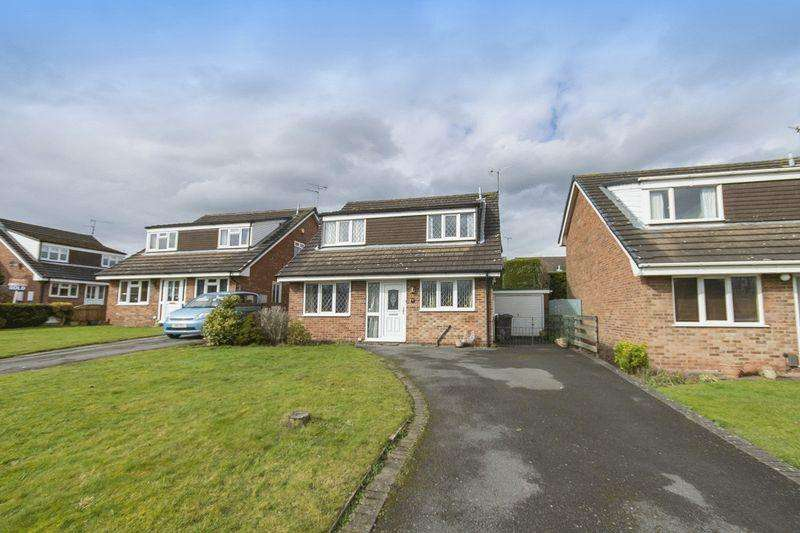4 Bedrooms Detached House for sale in Wharfedale Close, Allestree