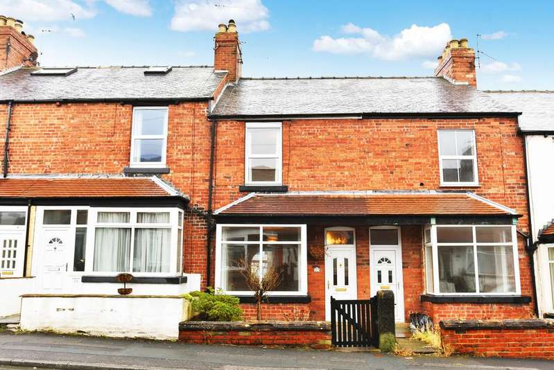 3 Bedrooms Terraced House for sale in Regent Place, Harrogate