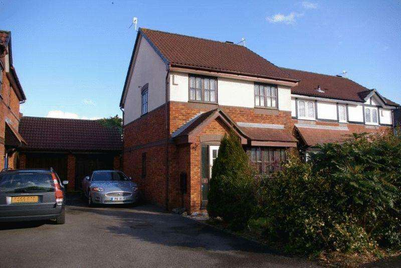 3 Bedrooms Detached House for rent in Halletts Way, Portishead