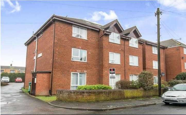 2 Bedrooms Apartment Flat for sale in Rainbow Place, Richmond Road, Southampton