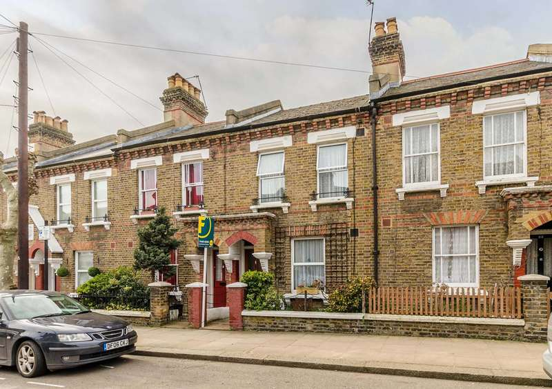 2 Bedrooms House for sale in Sixth Avenue, Queen's Park, W10