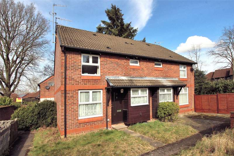 1 Bedroom End Of Terrace House for sale in Upton, Woking, Surrey, GU21