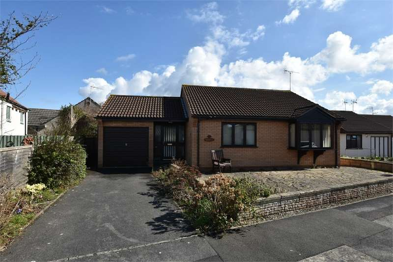 2 Bedrooms Detached Bungalow for sale in Southfield Close, Nailsea, Bristol, North Somerset