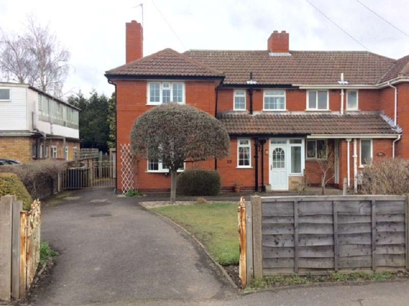 3 Bedrooms Semi Detached House for sale in Heath End Road, Nuneaton, Warwickshire. CV10 7HQ