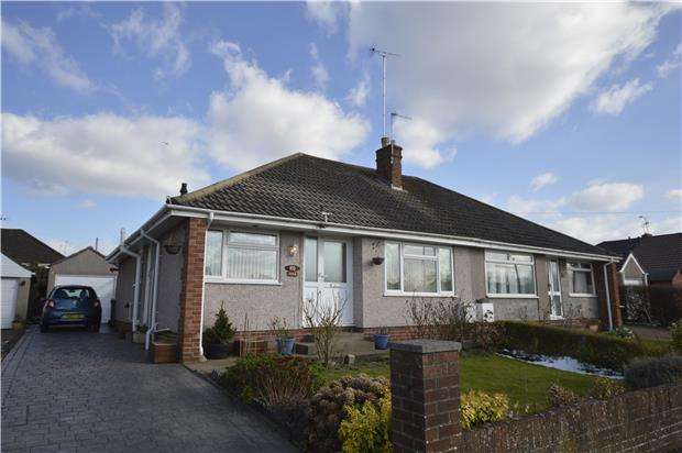 2 Bedrooms Semi Detached Bungalow for sale in Henfield Road, Coalpit Heath, BRISTOL, BS36 2TG