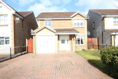 3 Bedrooms Detached House for sale in Thorntree Drive, Coatbridge, North Lanarkshire