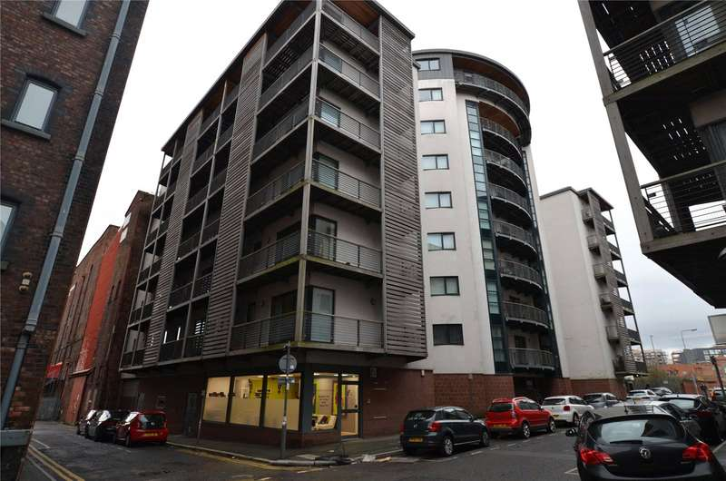 1 Bedroom Apartment Flat for sale in Chandlers Wharf, 31 Cornhill, Liverpool, L1