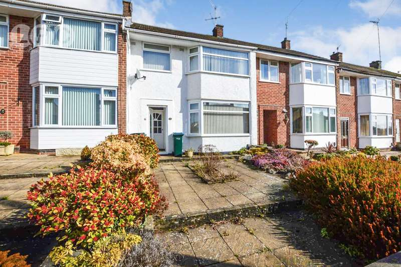 3 Bedrooms Terraced House for sale in Torbay Road, Allesley Park, Coventry, CV5