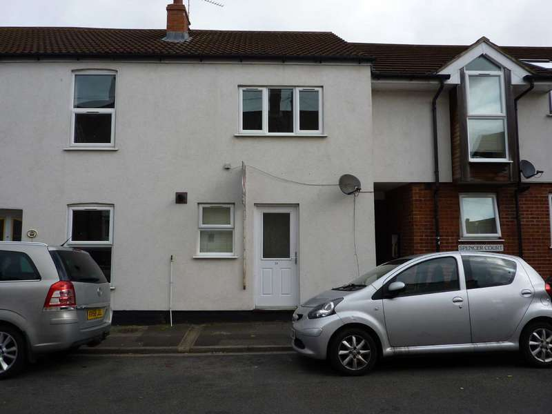 2 Bedrooms Terraced House for sale in Spencer Street, Lincoln