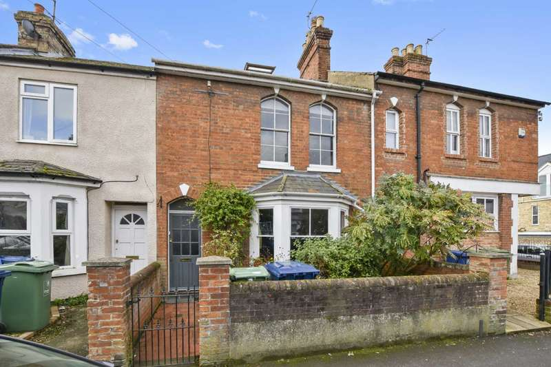 4 Bedrooms Terraced House for sale in Hurst Street, East Oxford