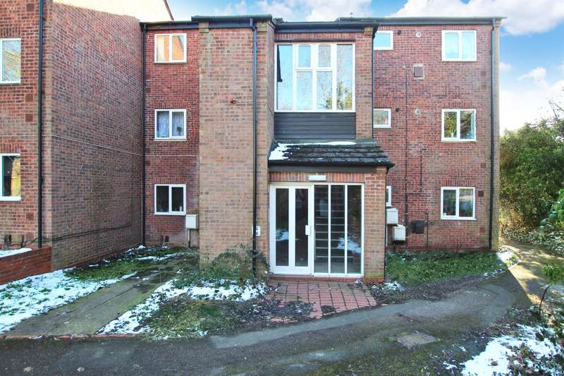1 Bedroom Apartment Flat for sale in Northleach Close, Redditch, B98 8RA