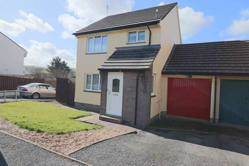 3 Bedrooms Link Detached House for sale in Westacott, Barnstaple