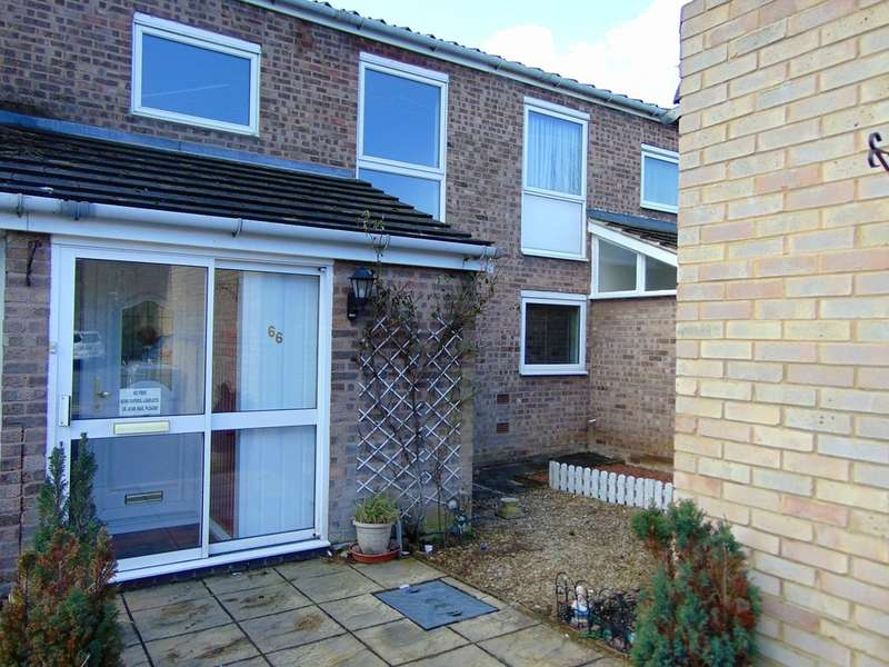 3 Bedrooms Terraced House for sale in Hartscroft, Linton Glade, Croydon, CR0 9LD