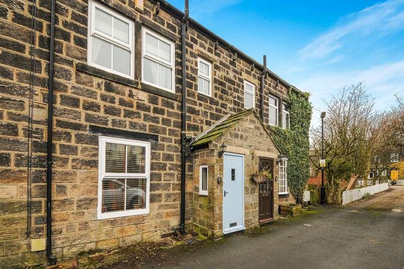 3 Bedrooms Cottage House for sale in Carlton Mount, Yeadon, Leeds, LS19 7UZ