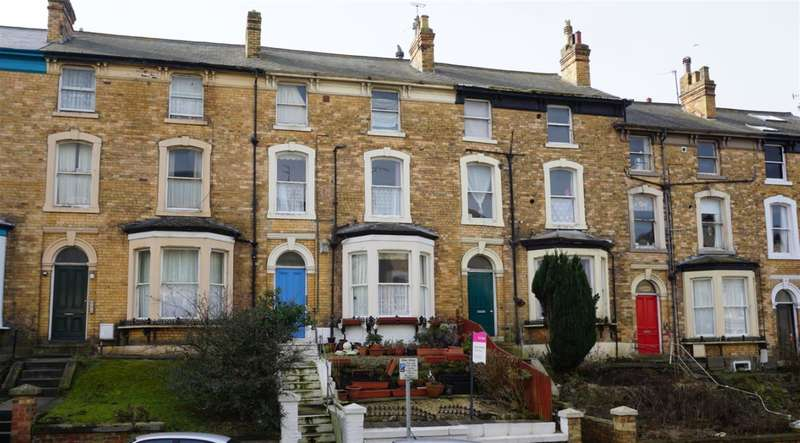 1 Bedroom Flat for sale in Westbourne Grove, Scarborough, YO11 2DL