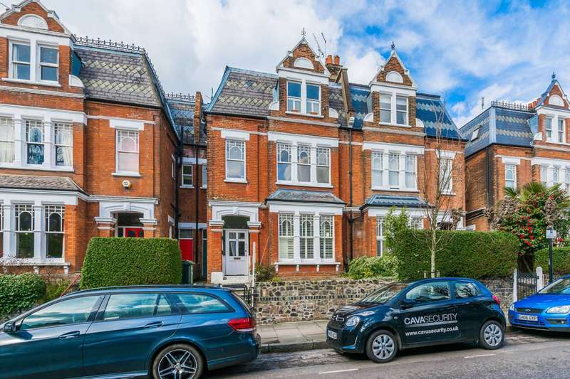 2 Bedrooms Flat for sale in Whitehall Park, Whitehall Park, N19