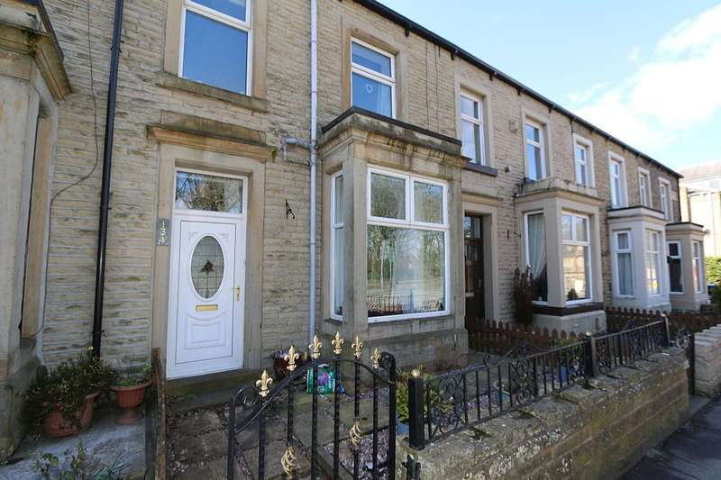 2 Bedrooms Terraced House for sale in Burnley Road, Padiham, Burnley, Lancashire, BB12 8SJ