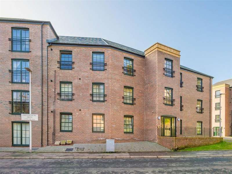 2 Bedrooms Flat for sale in 14 Old Dalmore Drive, Auchendinny, Penicuik