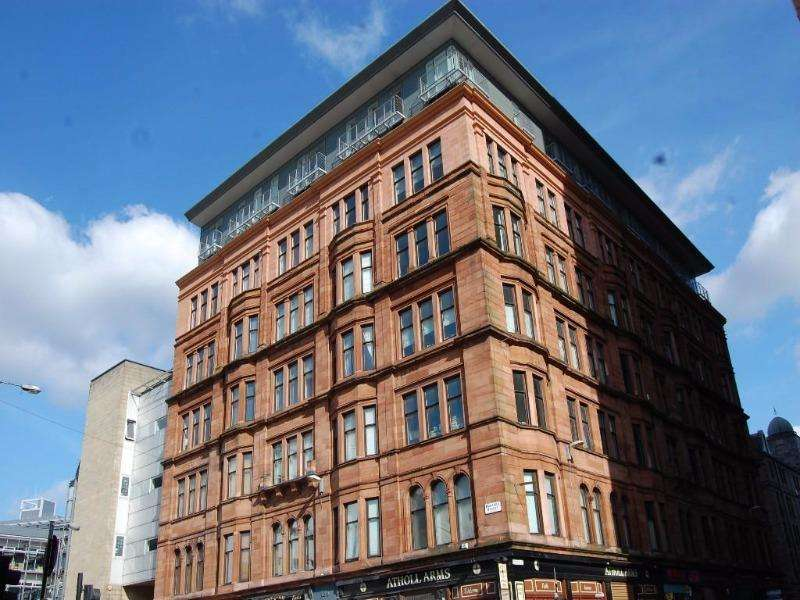 1 Bedroom Flat for rent in Renfield Street, City Centre, Glasgow, G2 3AU