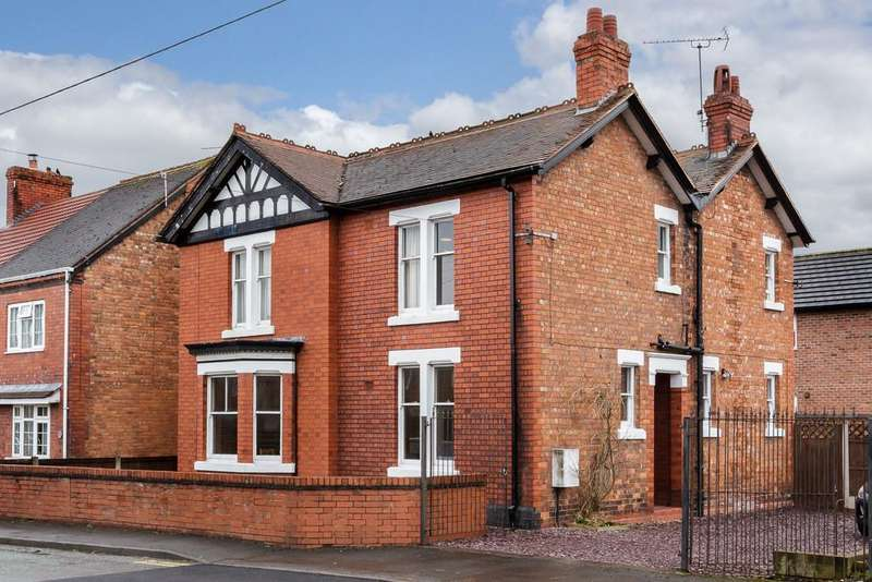 4 Bedrooms Detached House for sale in Shavington, Cheshire