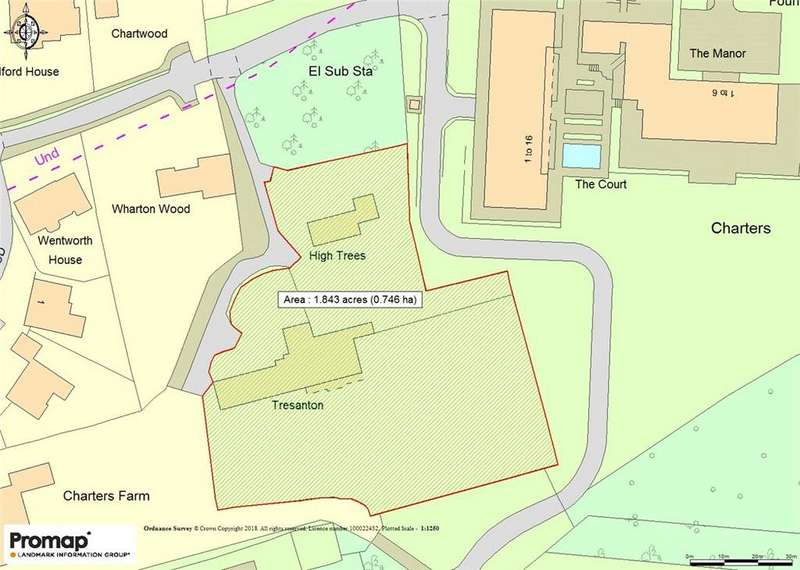 Plot Commercial for sale in Charters Gate, Hancocks Mount, Ascot, Berkshire, SL5