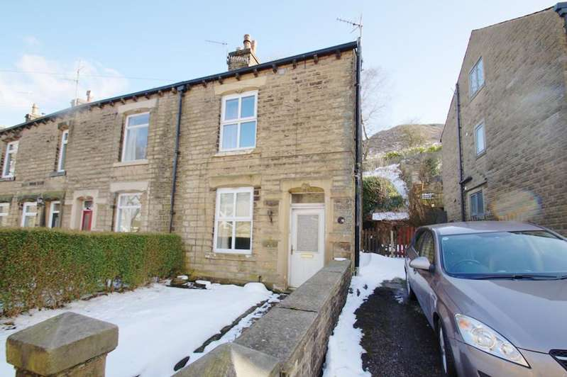 3 Bedrooms Terraced House for rent in Grains Rd, Delph OL3